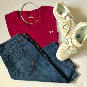 "Jones New York ""Lexington"" jean Bermuda shorts"